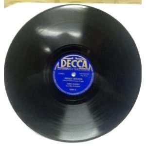 78 Record Decca   Jimmy Dorsey   Jersey Bounce/My Little