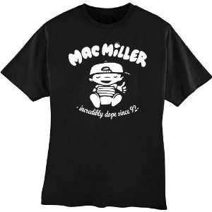 Mac Miller Thumbs Up T Shirt Large by DiegoRocks