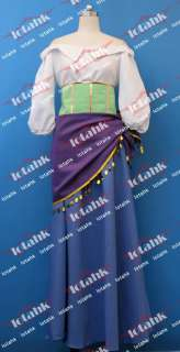 Esmeralda Cosplay Costume Custom Made