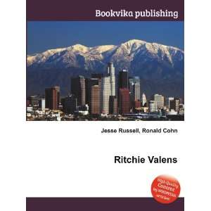 Ritchie Valens Ronald Cohn Jesse Russell Books