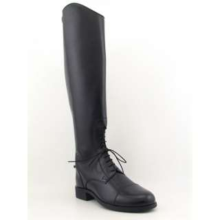Heritage II Field Boot Zip Womens SZ 5.5 Black Boots Riding Shoes