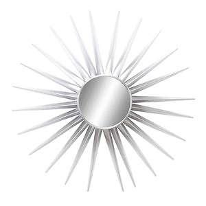 23 Silver STARBURST Wall Mirror