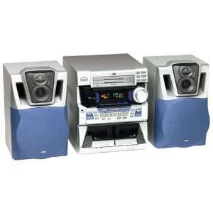 JVC MXJ200 Compact Stereo System Electronics