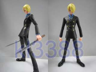 Bandai S.H. Figuarts One Piece Sanji action figure