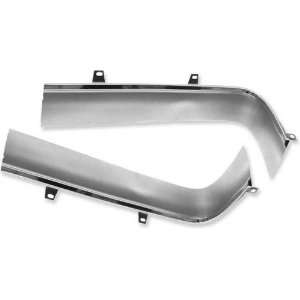 New Ford Mustang Grille Molding Set   Wide, 2pc 67 68 Automotive