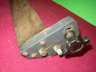 Vintage Craftsman 6 Jointer 113 20680 Fence 52A