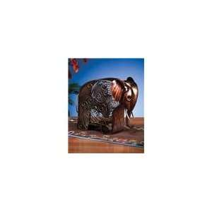 Elephant Figurine Fan   by Deco Breeze Appliances