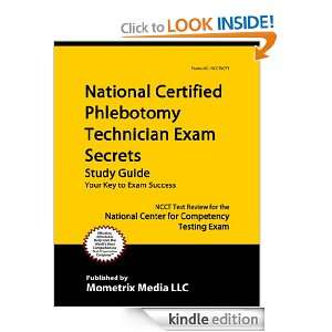 Certified medical assistant exam secrets study guide for Certified phlebotomy technician