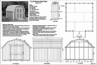 Looking For 12x12 Barn Storage Shed Plans Desmi