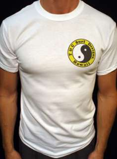 80s T C Surf Designs T Shirt Mens Medium White
