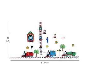 THOMAS THE TANK ENGINE KIDS WALL STICKERS LARGE